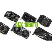 Горячая новинка весны! Видеокарты GeForce GTX 1660Ti доступны к заказу!