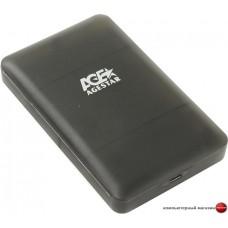 Бокс для жесткого диска AgeStar 31UBCP3C (черный)