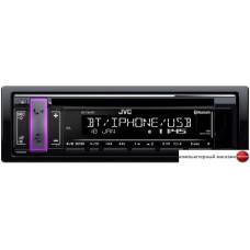 CD/MP3-магнитола JVC KD-T801BT