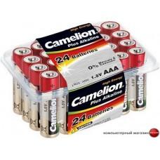 Батарейки Camelion AAA 24 шт. [LR03-PB24]