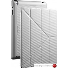 Чехол для планшета Cooler Master Yen Folio for iPad 2/3/4 Silver (C-IP4F-CTYF-SS)