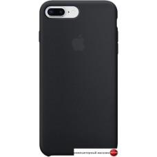Чехол Apple Silicone Case для iPhone 8 Plus / 7 Plus Black