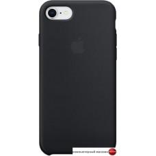 Чехол Apple Silicone Case для iPhone 8 / 7 Black
