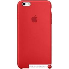 Чехол Apple Silicone Case для iPhone 6 Plus/6s Plus Red