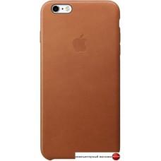 Чехол Apple Leather Case для 6 Plus / 6s Plus Saddle Brown [MKXC2]
