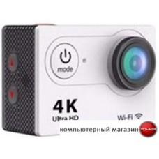 Экшен-камера EKEN H9R (серебристый)
