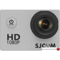 Экшен-камера SJCAM SJ4000 (серебристый)