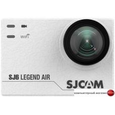 Экшен-камера SJCAM SJ6 Legend Air (белый)