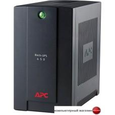 Источник бесперебойного питания APC Back-UPS 650VA [BC650-RSX761]