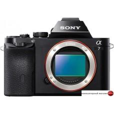 Беззеркальный фотоаппарат Sony a7 Body (ILCE-7)