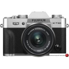 Беззеркальный фотоаппарат Fujifilm X-T30 Kit 15-45mm (серебристый)