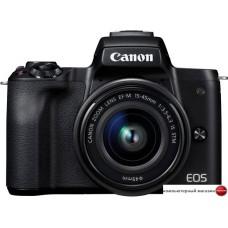 Беззеркальный фотоаппарат Canon EOS M50 Kit 15-45mm (черный)