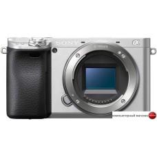 Беззеркальный фотоаппарат Sony Alpha a6400 Body (серебристый)