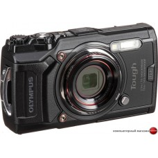 Фотоаппарат Olympus Tough TG-6 (черный)