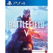 Игра Battlefield V для PlayStation 4