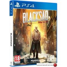 Игра Blacksad: Under the Skin для PlayStation 4