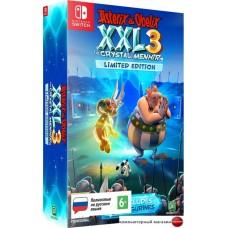 Игра Asterix & Obelix XXL 3 The Crystal Menhir Limited Edition для Nintendo Switch
