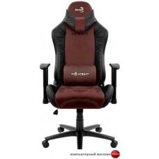 Кресло AeroCool Knight Burgundy Red (черный/красный)