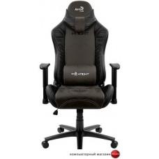 Кресло AeroCool Knight Iron Black (черный/серый)