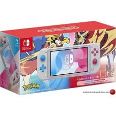Игровая приставка Nintendo Switch Lite Zacian and Zamazenta Edition