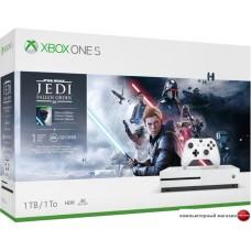 Игровая приставка Microsoft Xbox One S 1TB Star Wars Jedi: Fallen Order