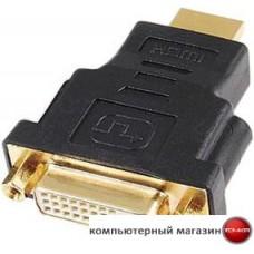 Адаптер Cablexpert A-HDMI-DVI-3
