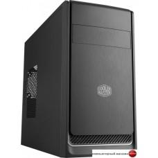 Корпус Cooler Master MasterBox E300L (серебристые вставки)