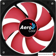 Вентилятор для корпуса AeroCool Force 12 PWM (красный)