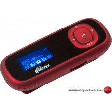 MP3 плеер Ritmix RF-3410 4GB (красный)
