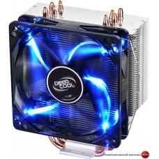 Кулер для процессора DeepCool GAMMAXX 400 (синий)