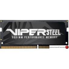 Оперативная память Patriot Viper Steel 32GB DDR4 SODIMM PC4-19200 PVS432G240C5S