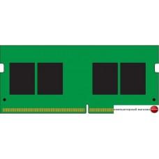 Оперативная память Kingston 4GB DDR4 SODIMM PC4-25600 KVR32S22S6/4