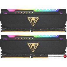 Оперативная память Patriot Viper Steel RGB 2x8GB DDR4 PC4-28800 PVSR416G360C0K