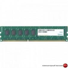 Оперативная память Apacer 4Gb DDR3 PC3-12800 [AU04GFA60CATBGJ]