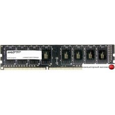 Оперативная память AMD Radeon Value 4GB DDR3 PC3-10600 (R334G1339U1S-UO)