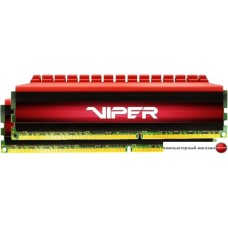 Оперативная память Patriot Viper 4 Series 2x8GB DDR4 PC4-27200 [PV416G340C6K]