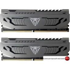 Оперативная память Patriot Viper Steel Series 2x8GB DDR4 PC4-32000 PVS416G400C9K