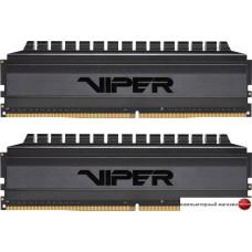 Оперативная память Patriot Viper 4 Blackout 2x8GB DDR4 PC4-24000 PVB416G300C6K