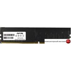Оперативная память AFOX 8GB DDR4 PC4-19200 AFLD48EK1P