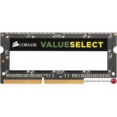 Оперативная память Corsair Value Select 4GB DDR3 SO-DIMM PC3-12800 (CMSO4GX3M1A1600C11)
