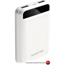 Портативное зарядное устройство Bluetimes LP-1005A (белый)