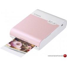 Мобильный фотопринтер Canon Selphy Square QX10 (розовый)
