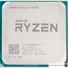 Процессор AMD Ryzen 5 1600 (BOX)