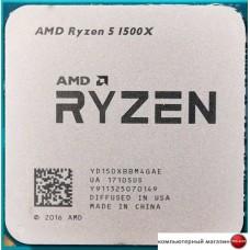 Процессор AMD Ryzen 5 1500X