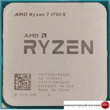 Процессор AMD Ryzen 7 1700X (BOX)