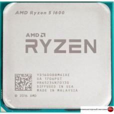 Процессор AMD Ryzen 5 1600 (Oem)