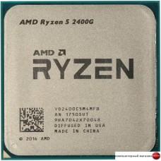 Процессор AMD Ryzen 5 2400G (oem)