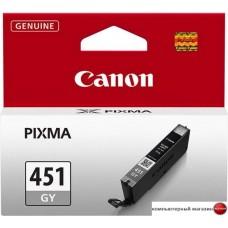 Картридж Canon CLI-451GY (6527B001)