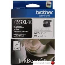 Картридж Brother LC567XLBK
