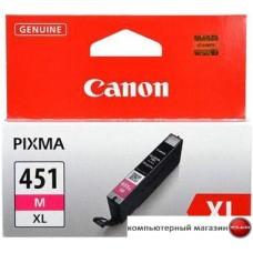 Картридж Canon CLI-451M XL